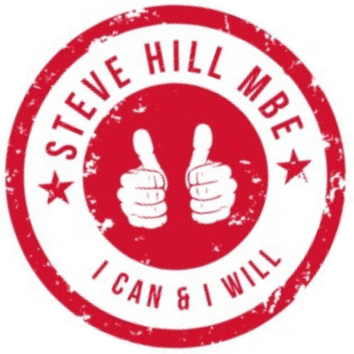 Steve Hill MBE Adventurer, Teacher, Motivational Speaker